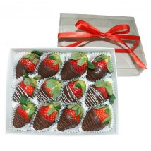 Mini Chocolate Berry Box