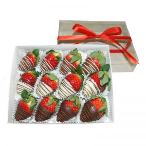 Chocolate Strawberry Boxes Delivered Melbourne Wide Fresh Fruity