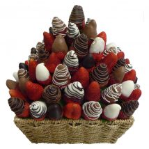 Chocolate Trio Basket