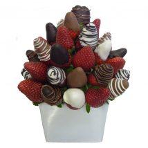 Chocolate Trio Delight