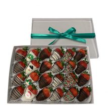 Festive Strawberry Box